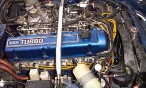 Historie: Pět motorů na věky: Nissan L-series