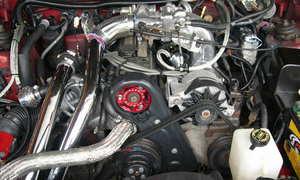 Historie: Výkony za babku: Ford 2.3 Turbo
