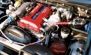 Historie: Výkony za babku: Nissan SR