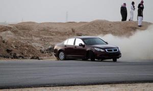 Co se kde děje?, Video: FIA Saudi drifting - nový šampionát oficiálně!