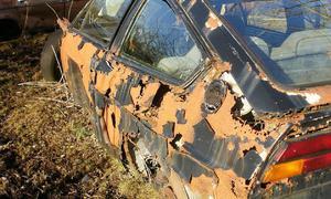 Historie: Faily automobilového světa: Korodující Itálie