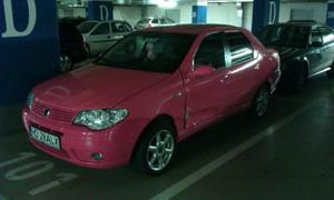 Autíčkář se ptá: Poznejte auto: Růžový přízrak