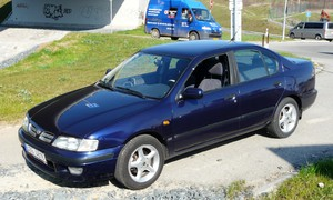 Recenze & testy: Autickar za volantem - Nissan Primera P11 2.0
