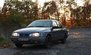 Recenze & testy: Autíčkář za volantem: Ford Sierra