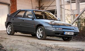 Recenze & testy: Autíčkář za volantem: Mazda 323F GT