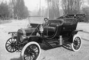 Naučte se řídit Ford Model T