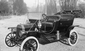 Historie: Naučte se řídit Ford Model T