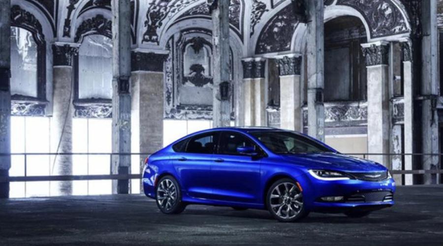 Novinky: Chrysler 200: Okamžik pravdy pro Fiat-Chrysler?