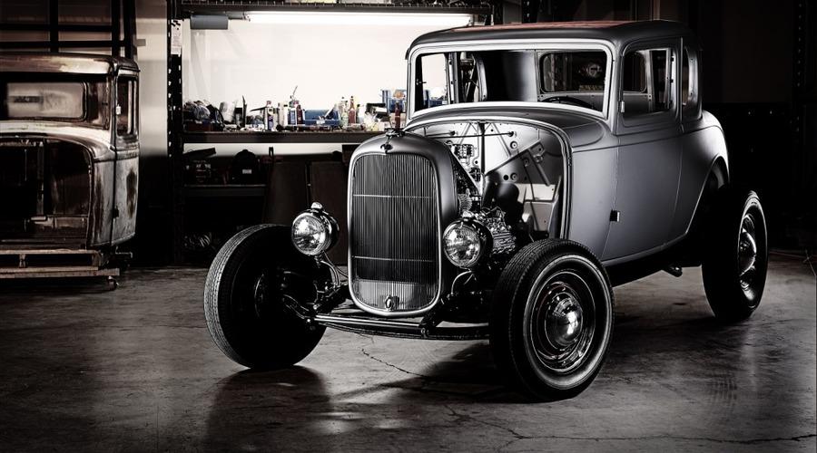 Historie: Ford '32: 82 let stará novinka