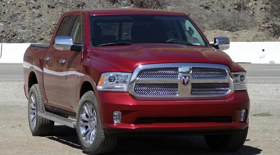 Představujeme: Ram 1500 s italským dieselem. Nový hit?