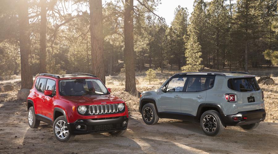Představujeme: Jeep Renegade: Je to ještě Jeep?