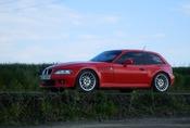 BMW Z3 Coupe 2.8: (Ne)poslušná teniska