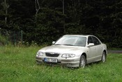 Autíčkář za volantem: Mazda Xedos 9