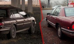 Ameriky na vlastní kůži: Buick Park Avenue vs. Lincoln Continental