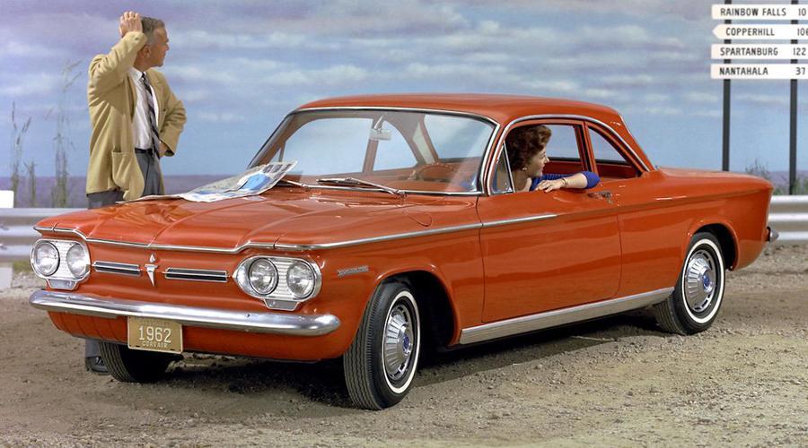 Autíčkář se ptá: Je Corvair nejvíc hipsterské auto všech dob?