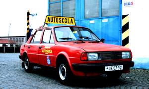 Recenze & testy: Škoda 105 S: Škola opravdového řidiče