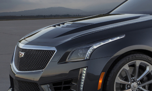 Novinky: Cadillac CTS-V: Rychlejší než M5 a E63 AMG?