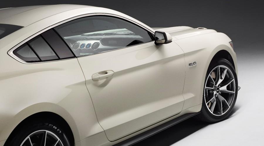 Novinky, Představujeme: Ford Mustang 2015: Známe evropské ceny