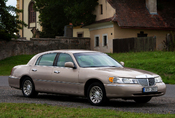Mýty a legendy: Lincoln Town Car
