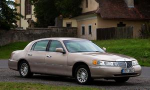 Ameriky na vlastní kůži: Mýty a legendy: Lincoln Town Car
