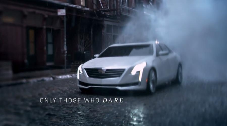 Novinky, Technika: Cadillac CT6: Osmiválec bude!