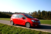 Opel Meriva: Tahle kára není pro mladý