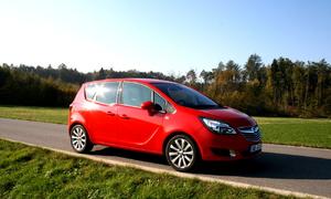 Recenze & testy: Opel Meriva: Tahle kára není pro mladý