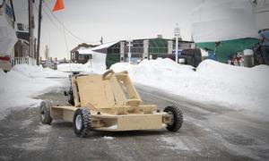 Napsali jinde: Motokára jako z Ikea? Je tu PlyFly Go-Kart!