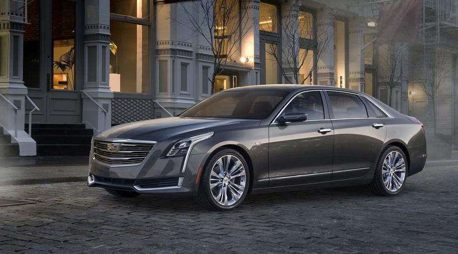 Novinky, Technika: Cadillac CT6: Návrat krále?