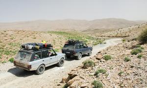 Autíčkář na cestách: Range Rovery na cestách: Expedice Maroko, díl 3.