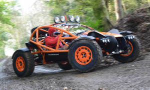 Video: Evo testuje Ariel Nomad
