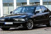 Za volantem: BMW M5 (E39)