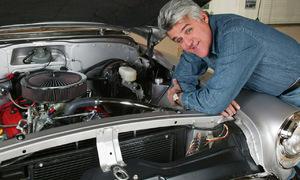 Oldies, Pouliční směska, Sleepers: Auta slavných: Jay Leno, díl první. Od parních aut k tryskáči na bionaftu.