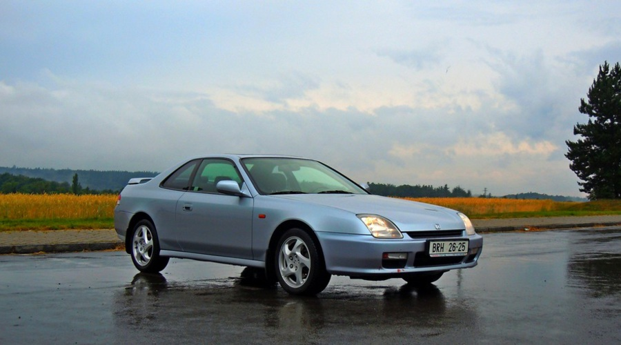 Autíčkářova garáž, Recenze & testy: Honda Prelude 2.2 VTI: Ani ryba, ani rak
