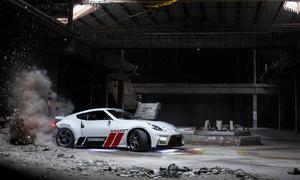 Autíčkářův týden: Autíčkářův týden: Oturbený trabant a adventní drift v Nissanu