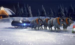Autíčkářův týden: Autíčkářův týden: Mercedes Sleigh-Class a nové jméno pro Snowman