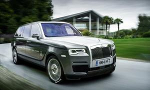 Autíčkářův týden: Autíčkářův týden: Šestnáctiválcový Cadillac a fotbalistův Rolls-Royce