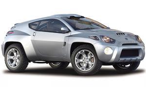 Novinky, Oldies: Toyota RSC: koncept, který vstal z mrtvých