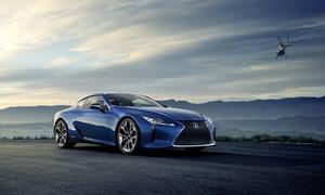 Autíčkářovy názory, Novinky: Lexus zítřka přináší technologie včerejška