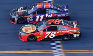 Novinky, Video, WTF?: Sezóna NASCAR začala nejtěsnějším finishem v historii