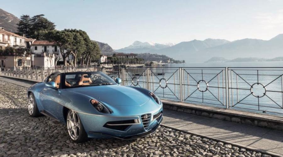 Autíčkář se ptá: Autíčkář se ptá: Je hezčí originální Alfa Romeo 8C, nebo Disco Volante?