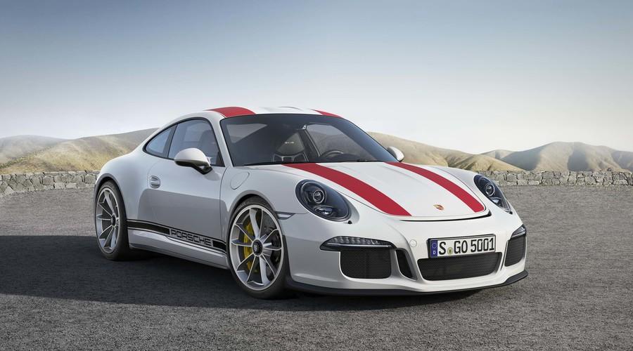 Novinky: Porsche představilo puristickou 911 R