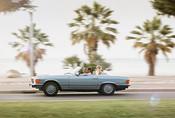 Mercedes nabízí čtyřdenní road-tripy v klasickém SL