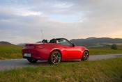 Mazda MX-5 ND 2.0 - Život je krásný