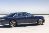 Lincoln Continental Concept: Návrat legendy?