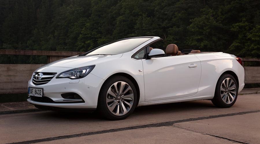 Recenze & testy: Opel Cascada 2.0 CDTI: Prostá radost ze života
