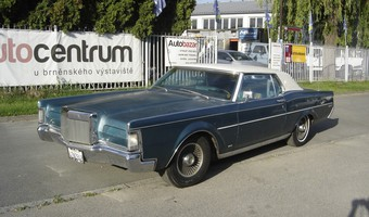Lincoln Continental MARK III V8 1968