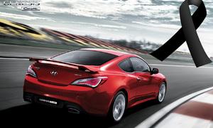 Autíčkářův hejt, WTF?: Minuta ticha za Hyundai Genesis Coupé