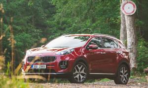 Recenze & testy: Kia Sportage 1.6 T-GDI GT Line: Blíží se věk ostrých SUV?