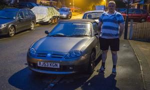 Autíčkář na cestách: Anglická odysea II aneb tři lidi ve dvoumístném roadsteru